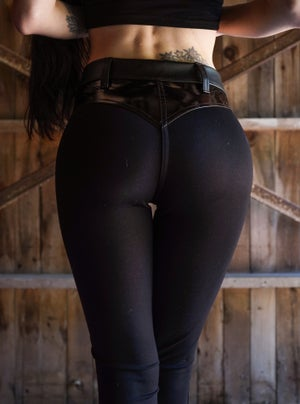 Image of Toxic Vision Carbon Bullet pants MULTI SIZE
