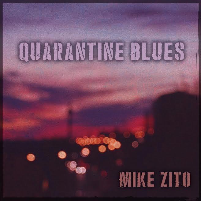 Image of Quarantine Blues CD