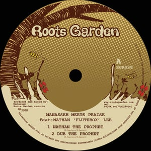 "Image of Manasseh Meets Praise - Nathan The Prophet / No More Struggle (Dubwise EP 12"" vinyl /digital)"