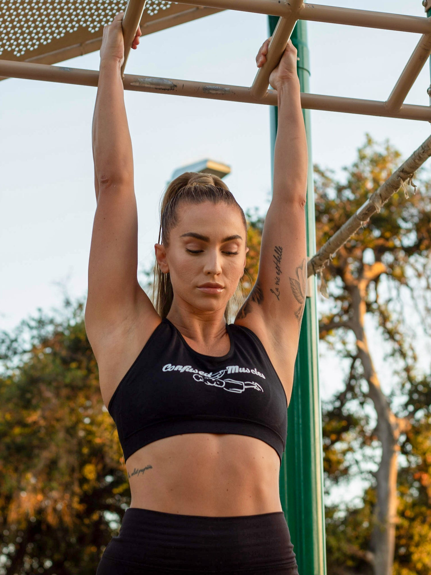 Image of CM Sports Bra