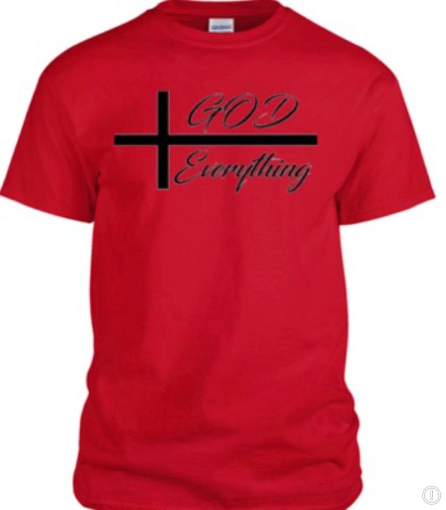 Image of God Over Everything