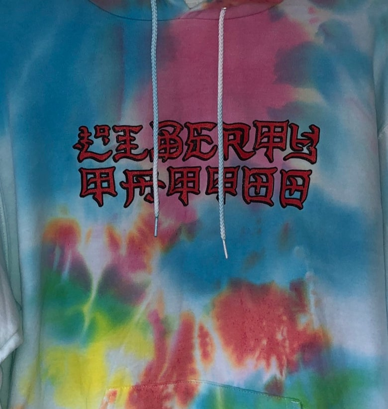 Image of Tie Dye Sweathirt