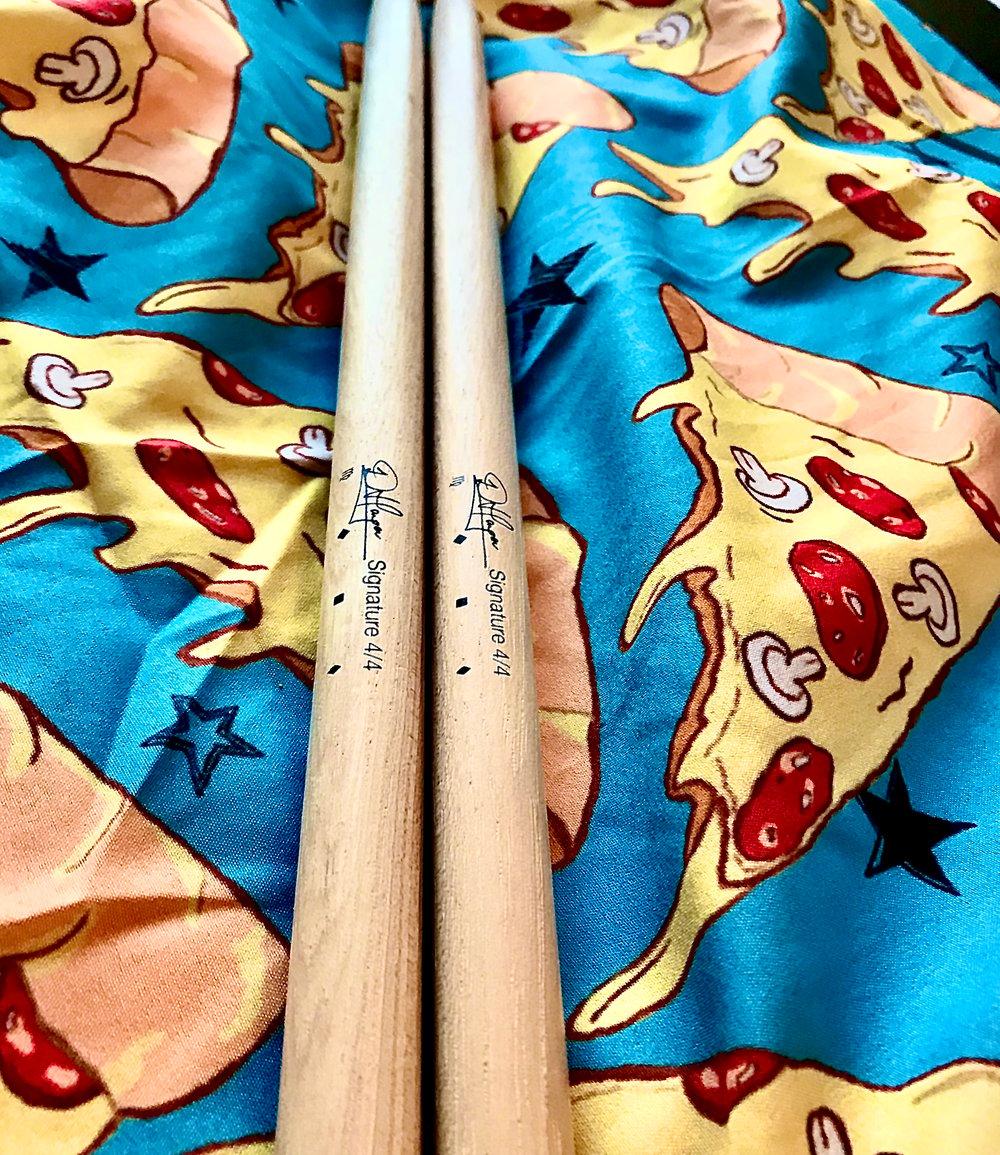Dave Harper Signature 4/4  pro drumstick