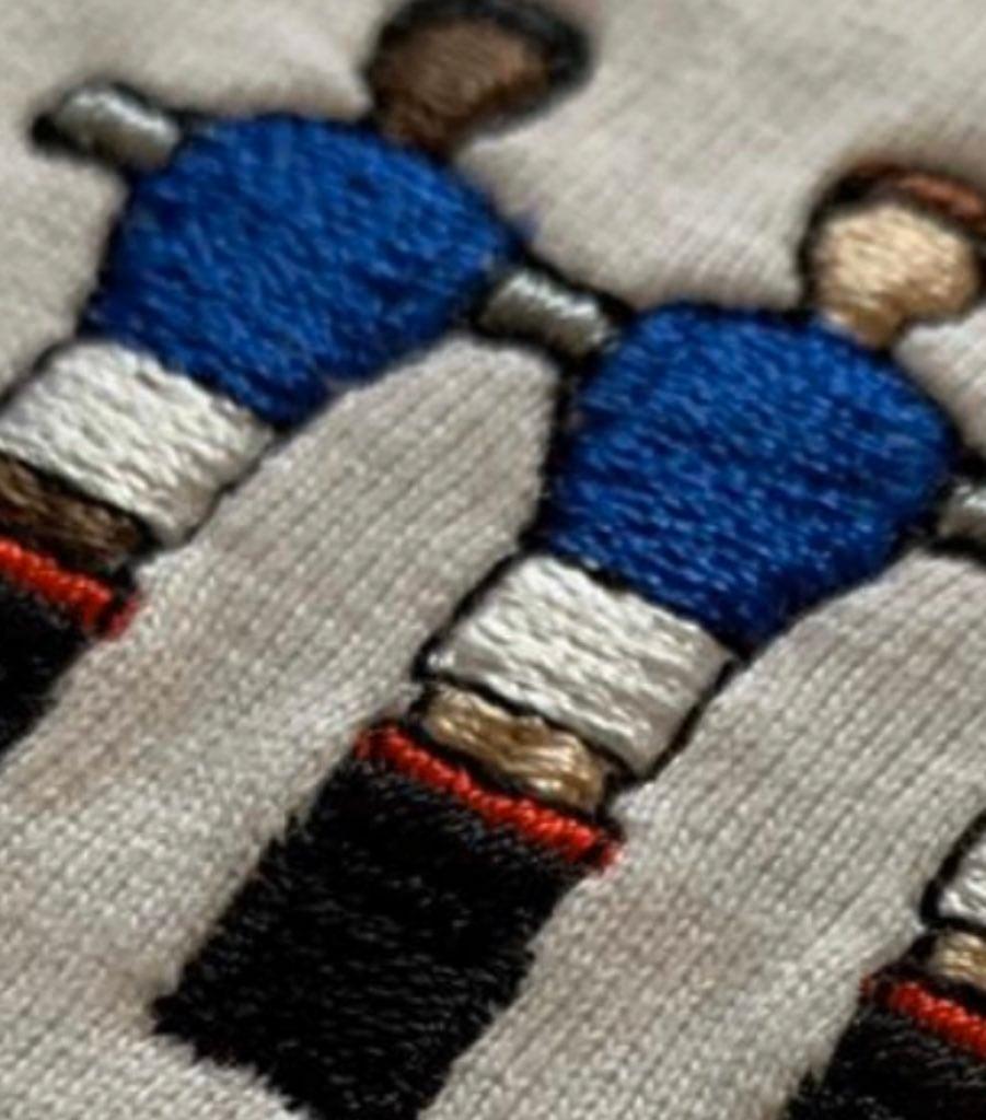 Kids Embroidered Club Hoodies