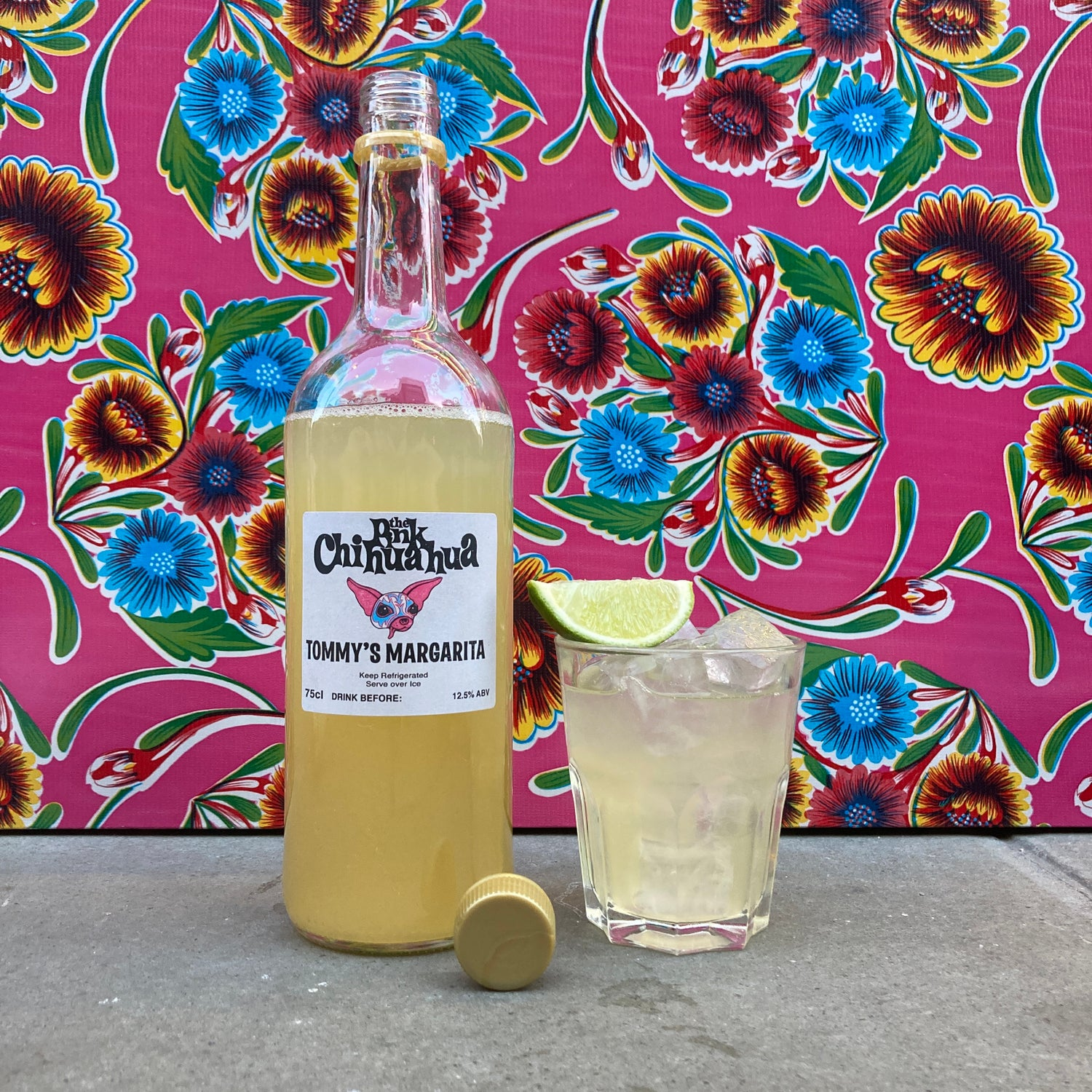 Image of TOMMY'S MARGARITA 750ml