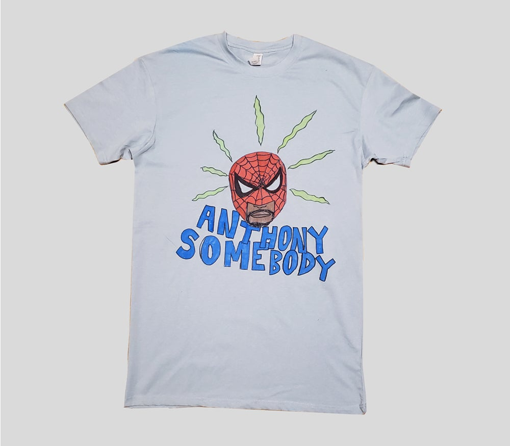 Image of Anthony Somebody Tee