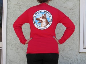 Image of Long Sleeve Adult T-Shirts