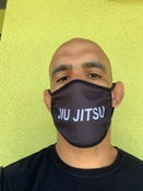 Image of Jiu Jitsu Face Mask