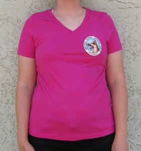 Image of Women's WGSR V-Neck T-Shirt