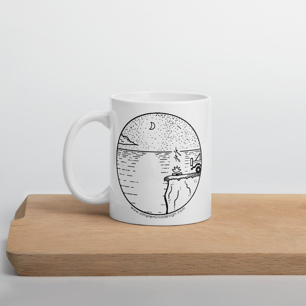Image of Jeep Vantage Point Mug