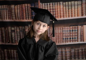 Image of Kindergarten graduation mini