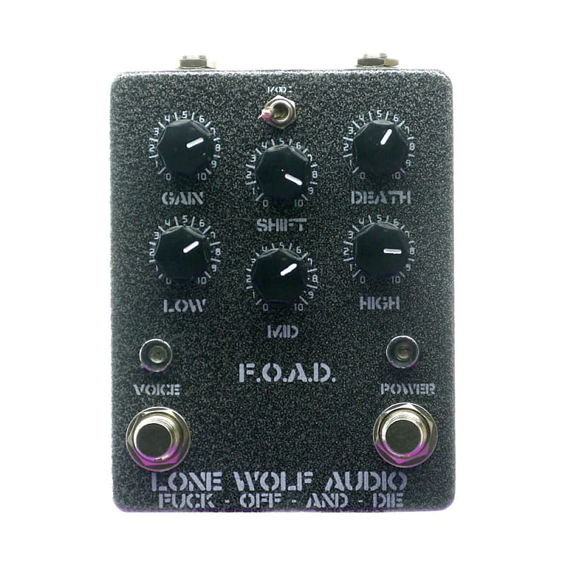 Image of FOAD V3 Pre sale