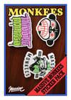 Massive Monkees Vinyl Sticker Pack