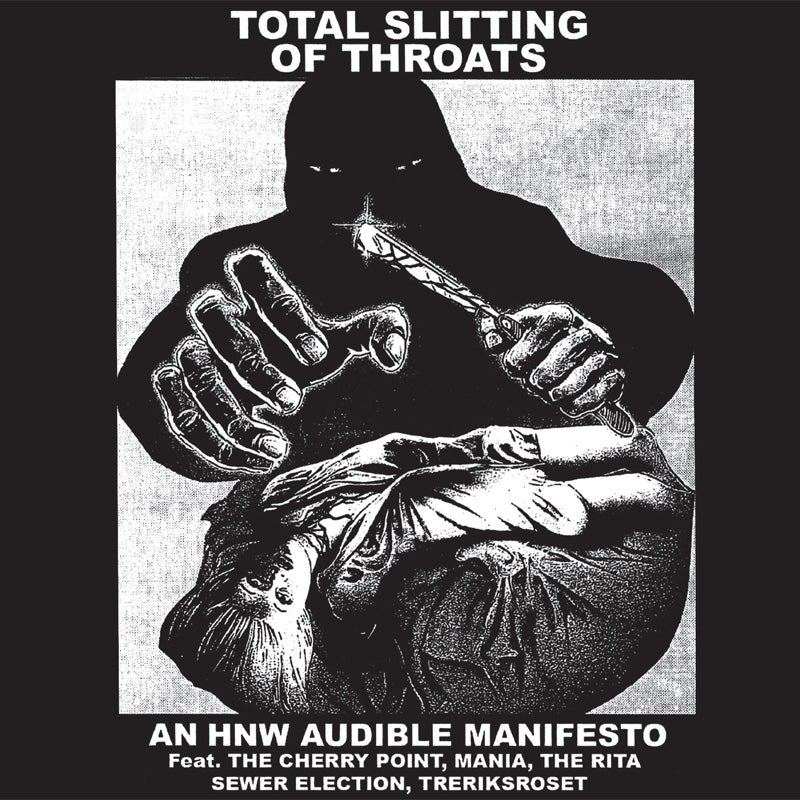 Total Slitting of Throats CD