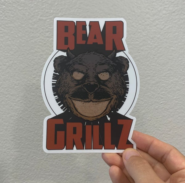 Image of Decal #1