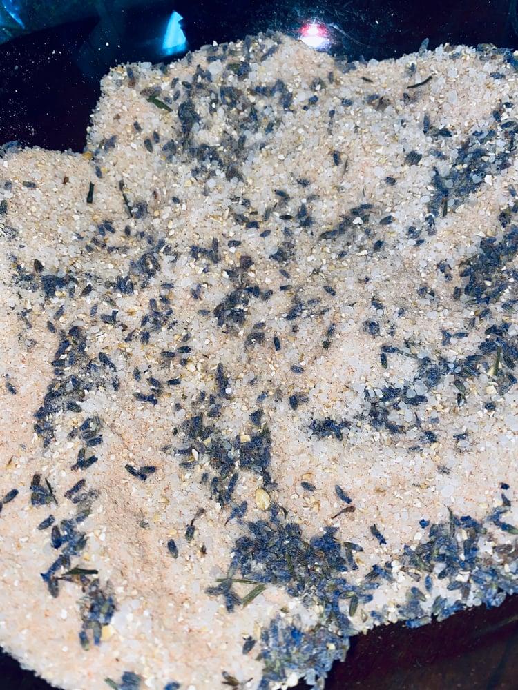 Image of Oatmeal Salt Soak
