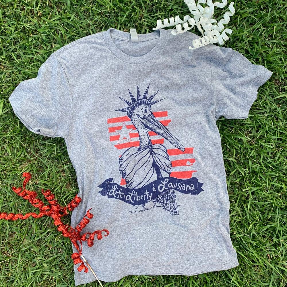 Image of Adult Life, Liberty & Louisiana GRAY