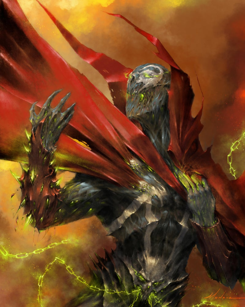 Image of Spawn 2