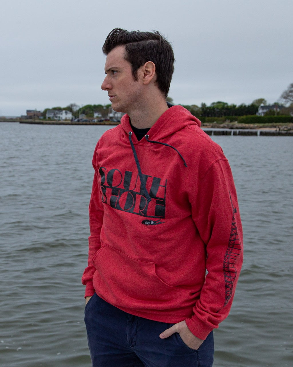 Image of South Shore Lightweight Unisex Hoody