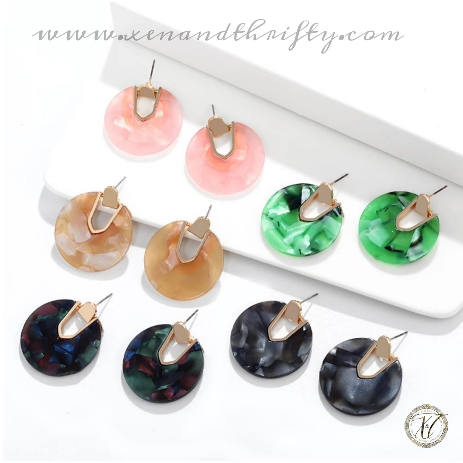 Image of Cassie Earring