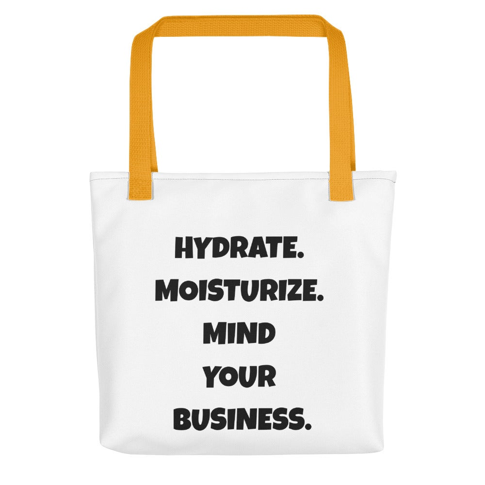 Image of Hydrate Tote bag