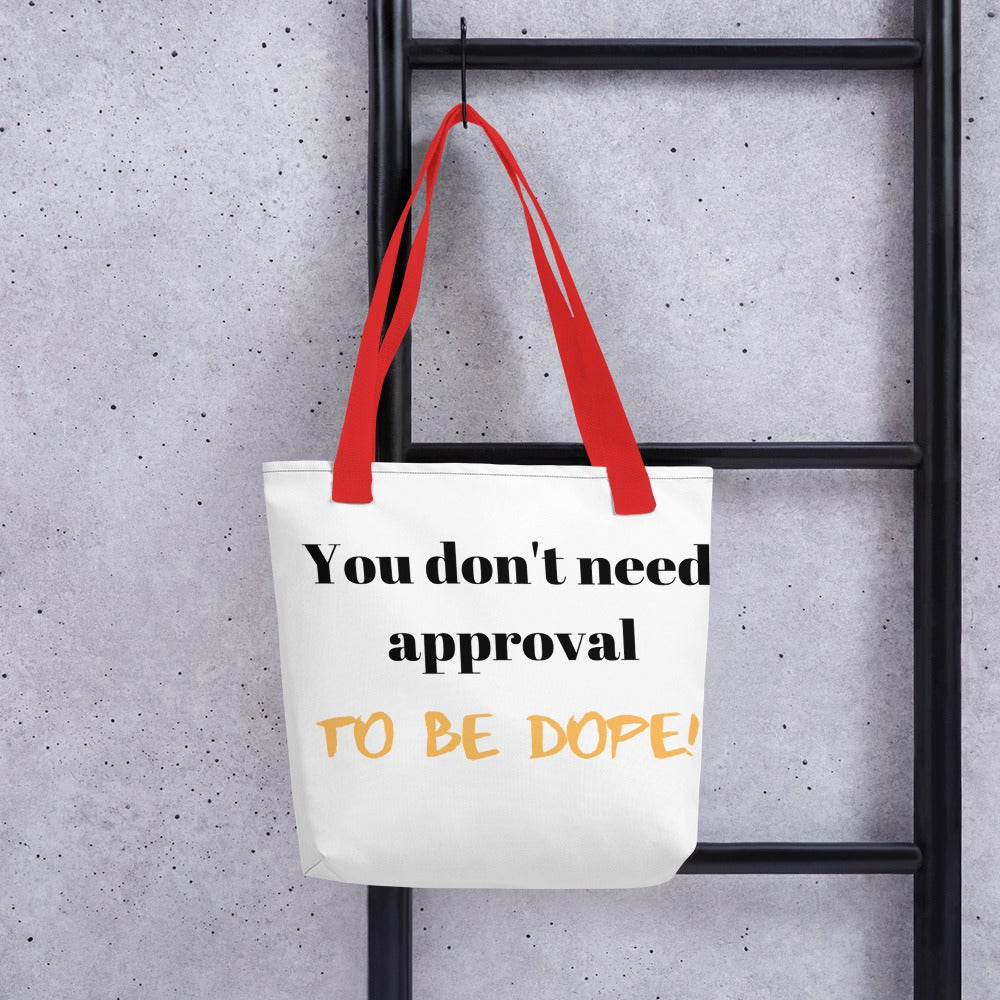 Image of Dope Tote bag