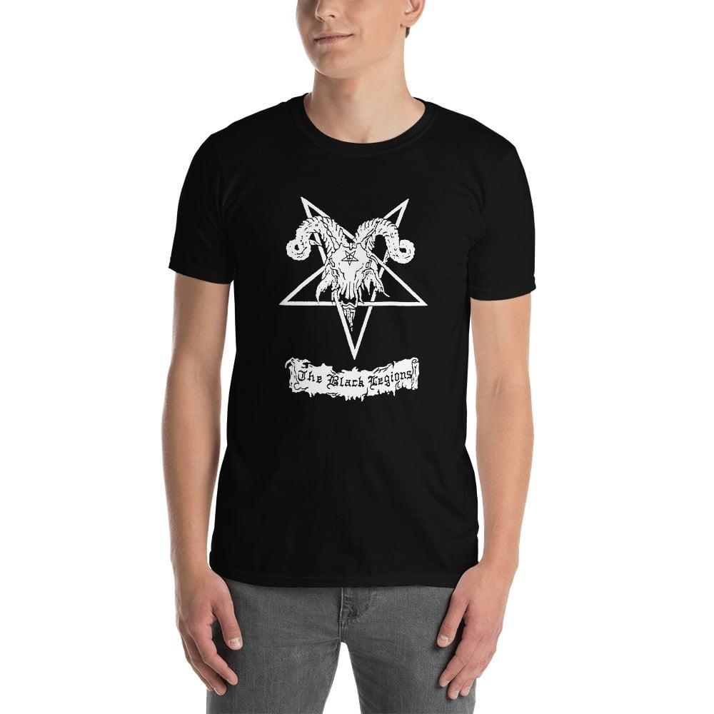 Image of Le Bouc Des Légions Version 1 Short-Sleeve Unisex T-Shirt