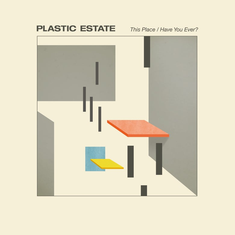 Image of PLASTIC ESTATE - This Place  7""