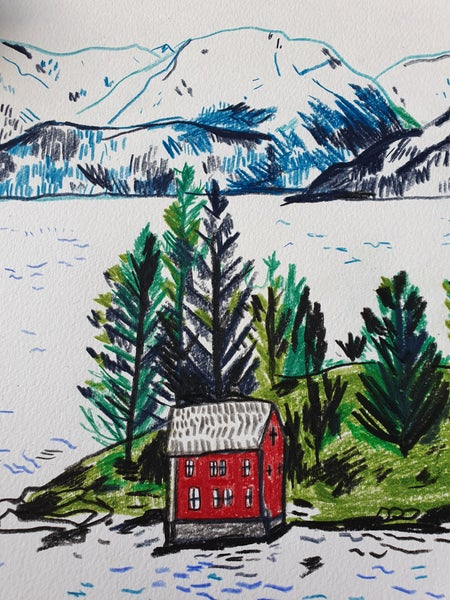Image of Omaholmen, Norway