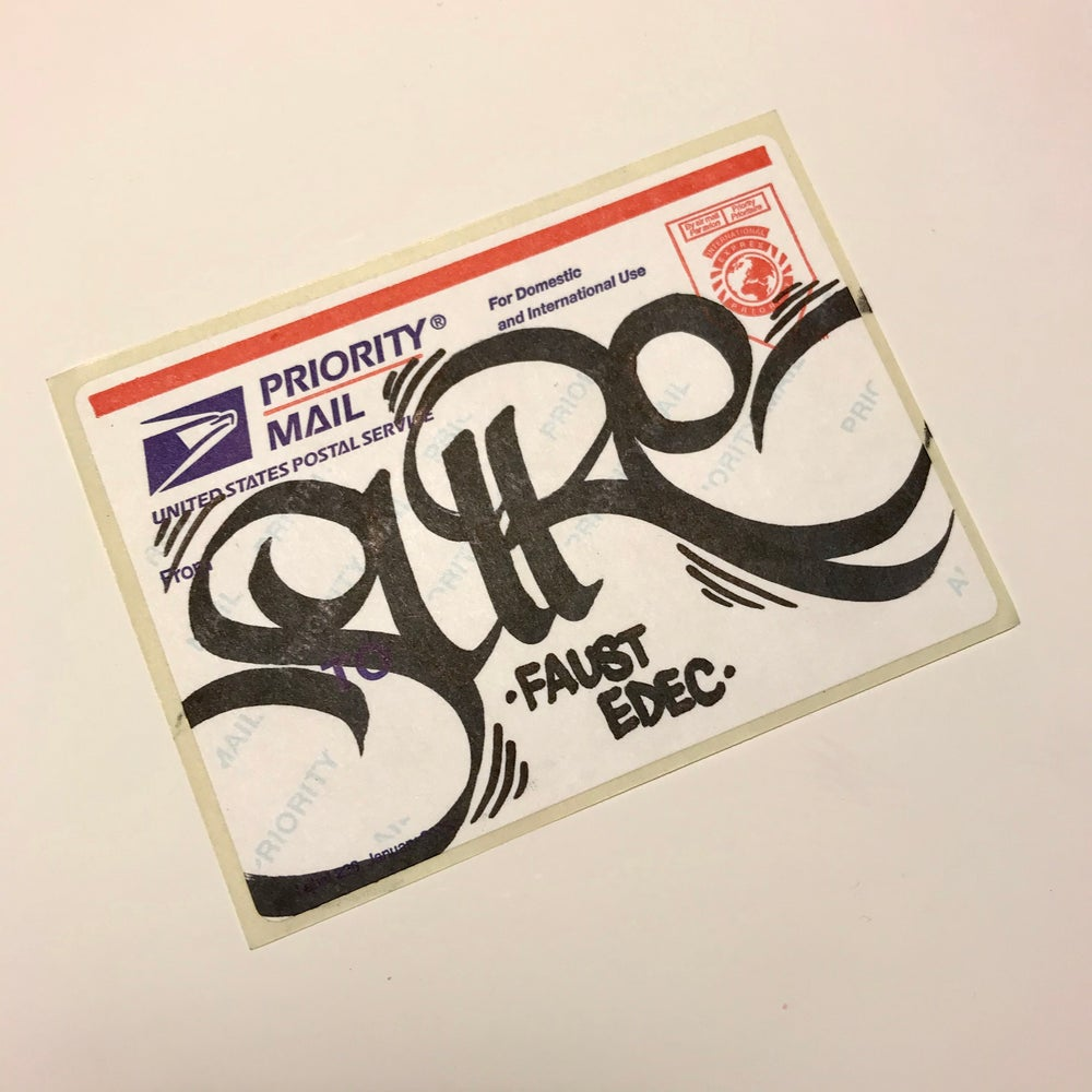 Image of Sure Sticker