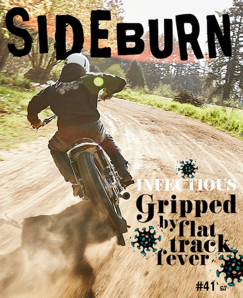 Image of Sideburn 41 - 20% off for January 2021