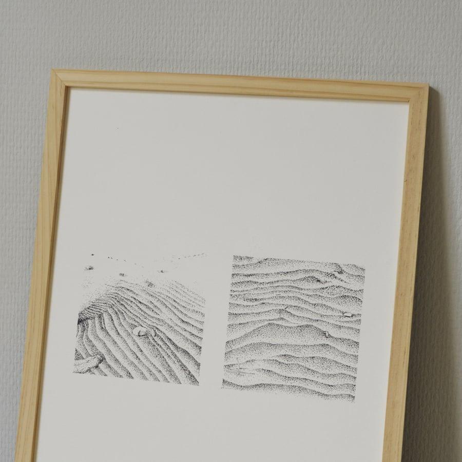 Image of Dune - 20x30 cm print