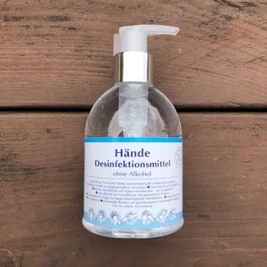 Hände Desinfektionsmittel