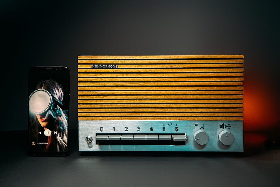 Image of CRANS 470B BIENNOPHONE (1971) BLUETOOTH