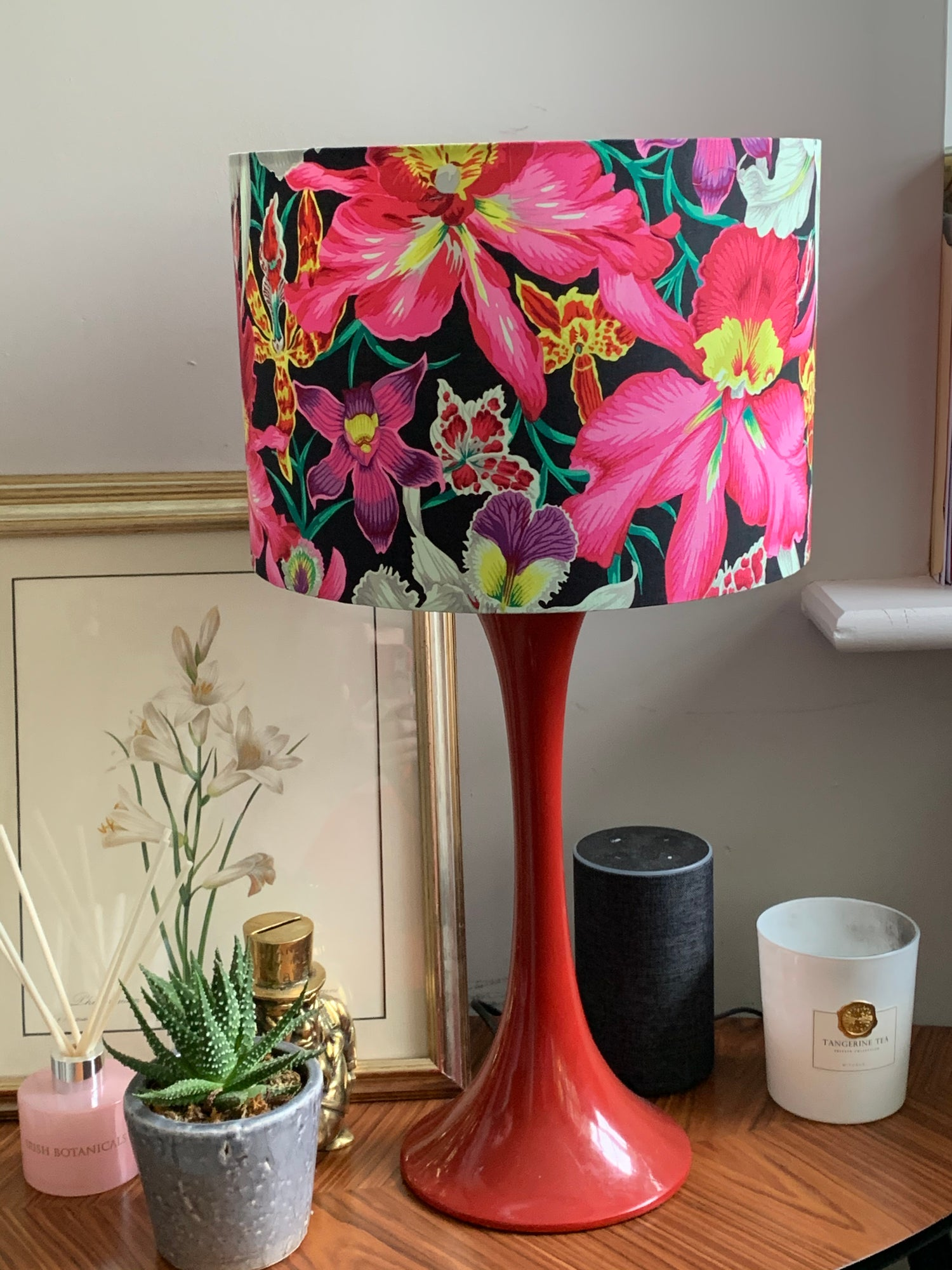 Image of Orchid Black Shade 30cm