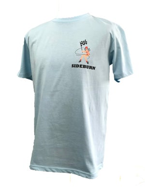Image of Sideburn Checkers T - S ONLY