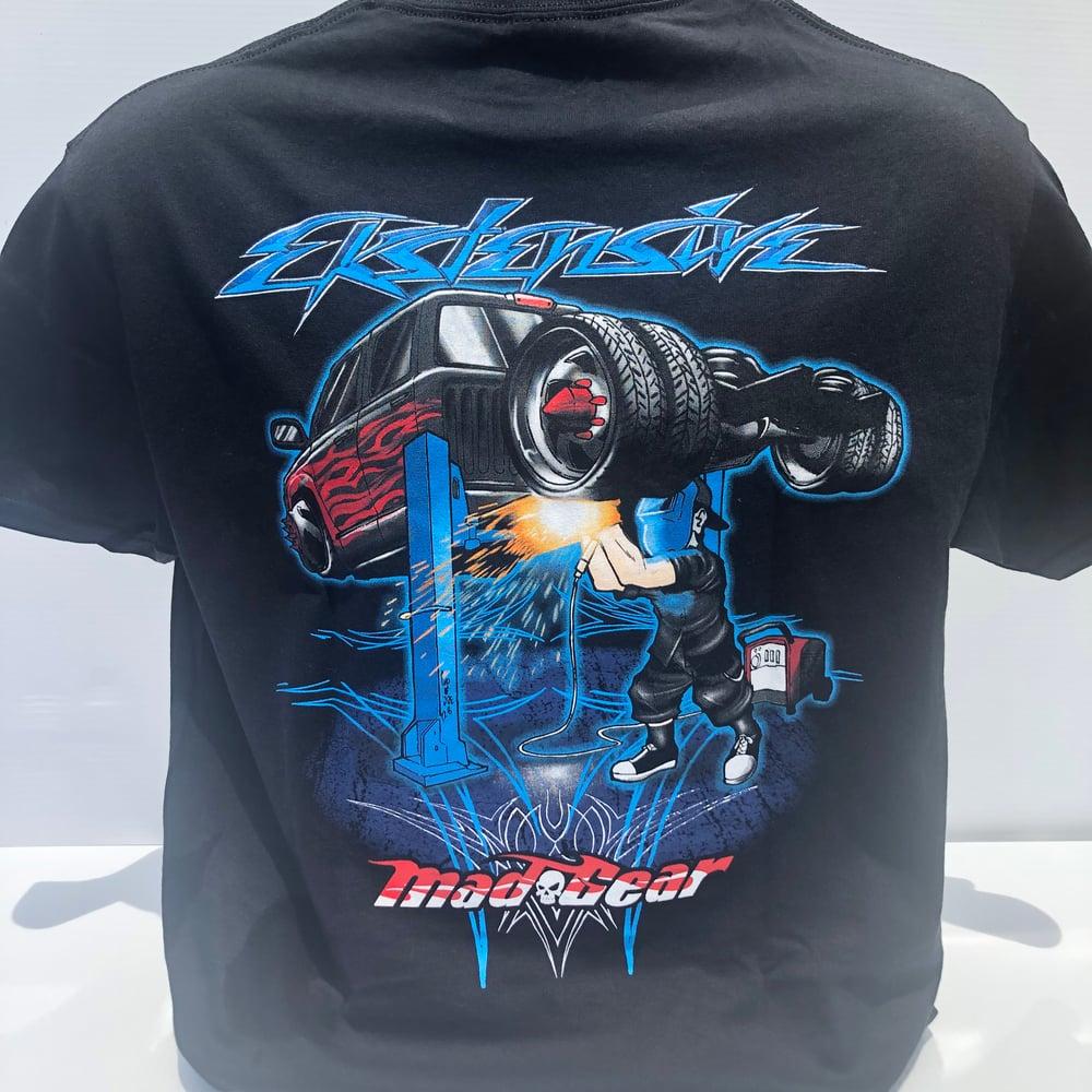 "Image of ""Ekstensive"" T-Shirt"