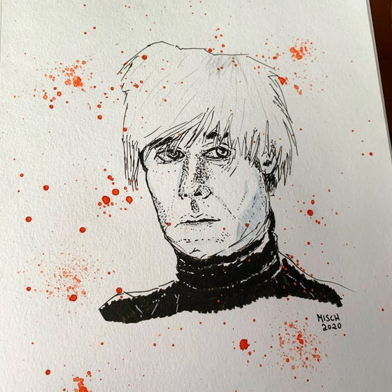 Image of Andy Warhol