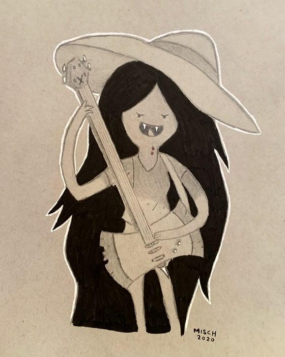 Image of Marceline