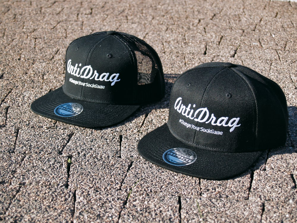 Image of SnapBack Cap - Black