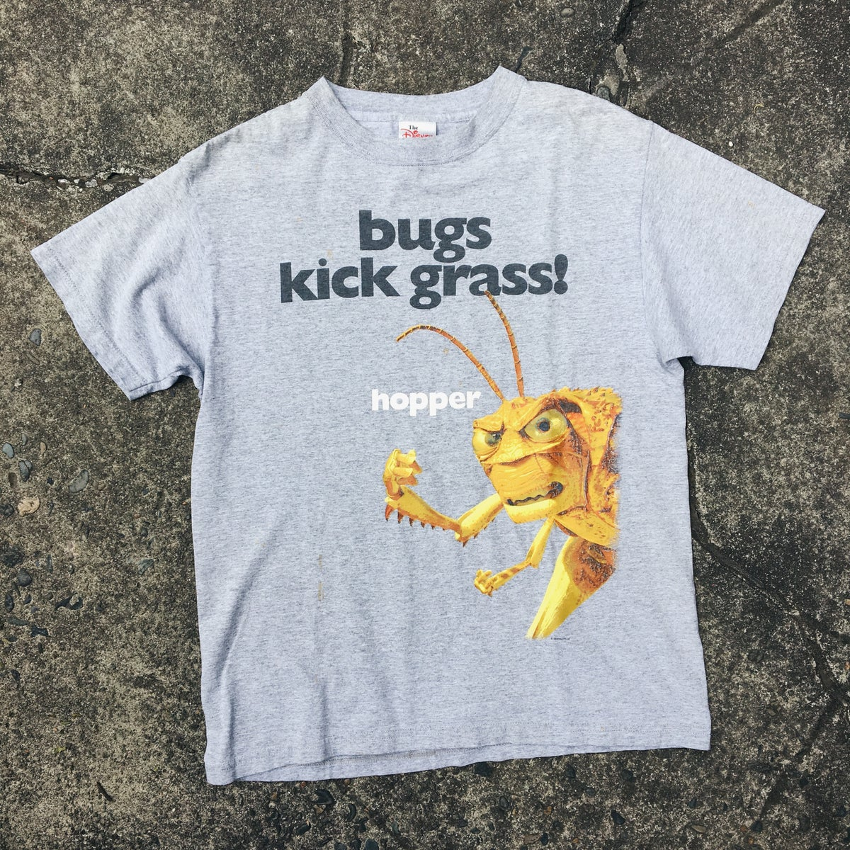 Image of Original Late 90's A Bugs Life Movie Tee.