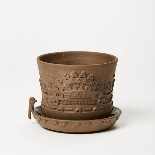 Image of manoa flower pot set S
