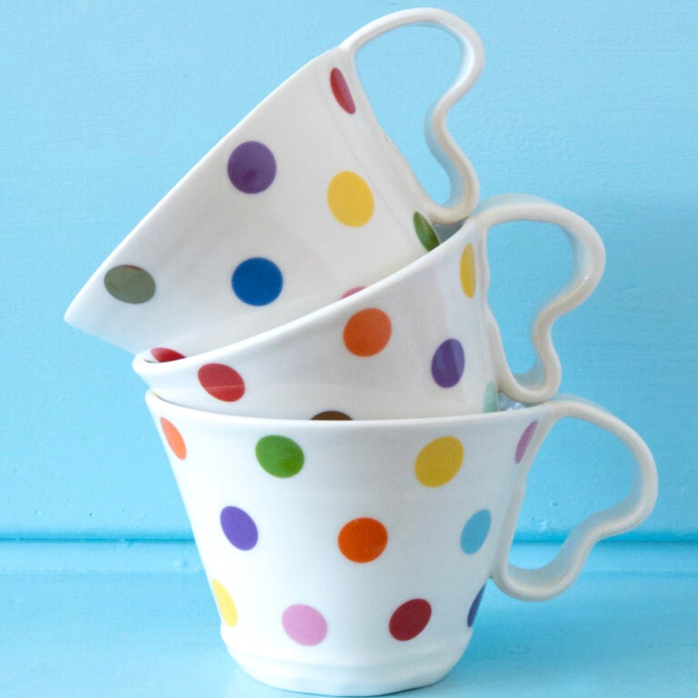Image of Large Porcelain Cup