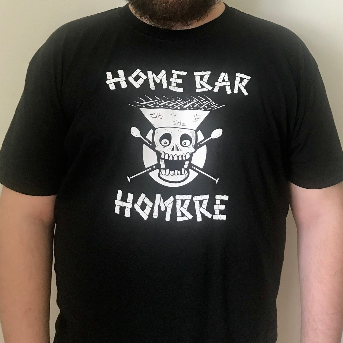 HOME BAR HOMBRE Men's T-Shirt