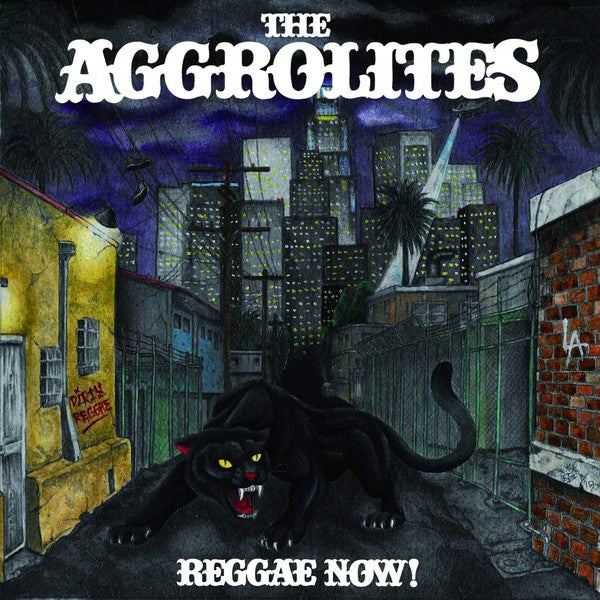 Image of The Aggrolites - Reggae Now! LP