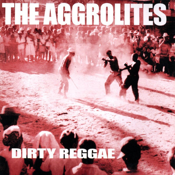 Image of The Aggrolites - Dirty Reggae LP