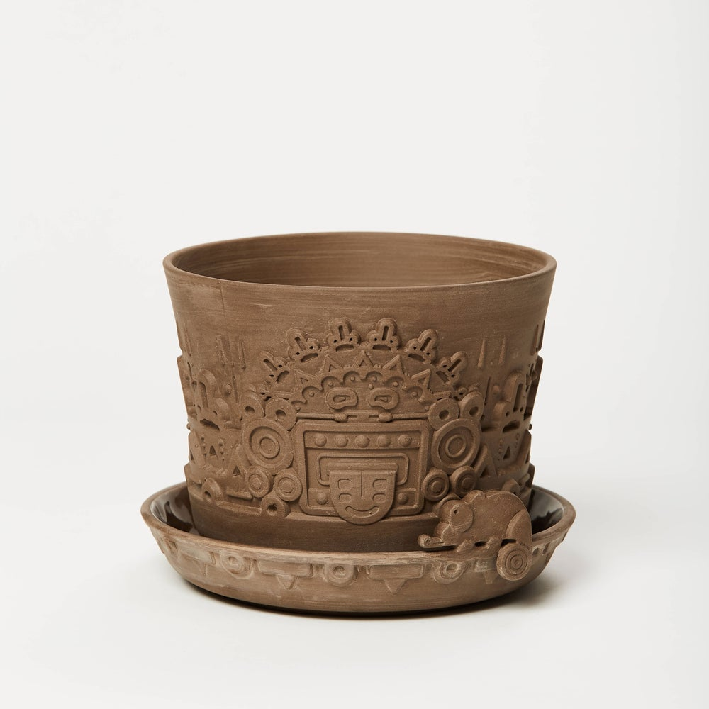 Image of manoa flower pot set L