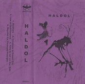 "Image of HALDOL ""s/t 45 RPM 12"""" Pro-Tape (Indonesian Press)"