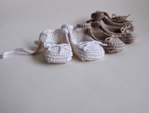 Image of BABY BALLERINA SHOES