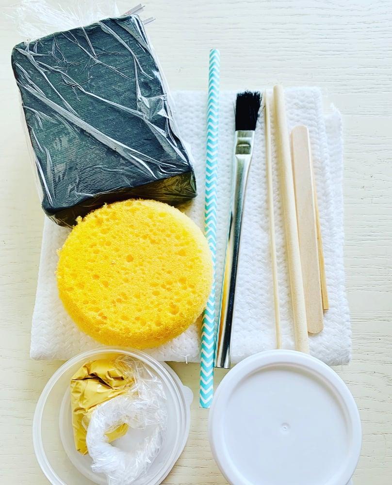 Image of DIY Ceramic Art Kit